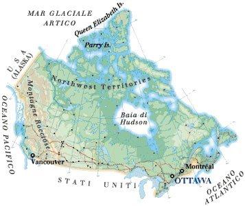 Canada Guida Turistica Canada Informazioni Storiche Geografiche E